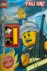 Lego City Pali się + figurka