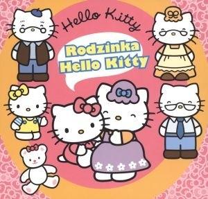 Hello Kitty Rodzinka Hello Kitty