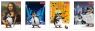 Brulion Dan-Mark penguin A4 96k. krata (59051894009519)