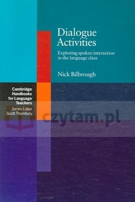 Dialogue Activities Bilbrough Nick