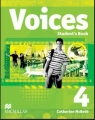 Voices 4 Student's Book + CD