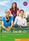 Beste Freunde A2.1 KB wersja niemiecka HUEBER praca zbiorowa