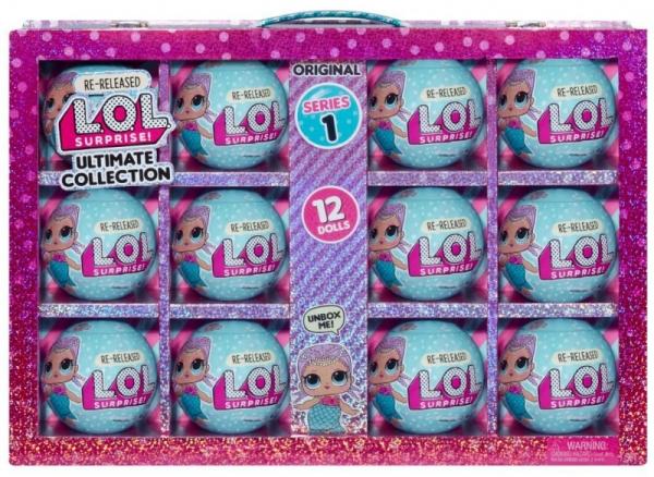 L.O.L. Surprise  Zestaw Merbaby  Complete Collection (571520E7C)