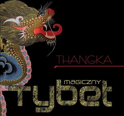 Thangka Magiczny Tybet Szpindler Magdalena