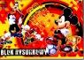 Blok rysunkowy A4/20k Mickey&Friends