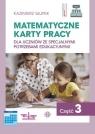 Matematyczne karty pracy dla uczniów ze specjalnymi potrzebami edukacyjnymi Część 3