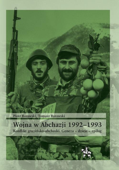 Wojna w Abchazji 1992-1993