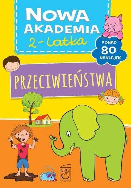 Nowa Akademia 2- latka Opracowanie zbiorowe