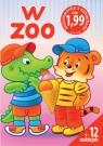 W zoo Kolorowanka