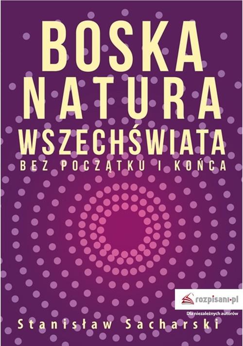 Boska natura Sacharski Stanisław