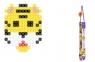 Klocki Micro Waffle: Tygrys - 230 elementów (903 520) Wiek: 5+