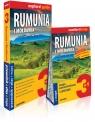 Rumunia i Mołdawia 3w1 przewodnik + atlas + mapa