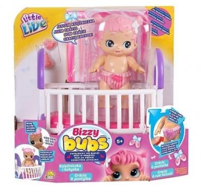 Little Live Babies Bizzy Bubs Bobasek i akcesoria