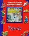 Pojazdy Pierwsze książeczki Tony'ego Wolfa