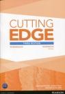 Cutting Edge Intermediate. Workbook with key