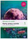 Biologia na czasie 1. Karty pracy ucznia dla liceum ogólnokształcącego i Barbara Januszewska-Hasiec, Joanna Kobyłecka, Jac