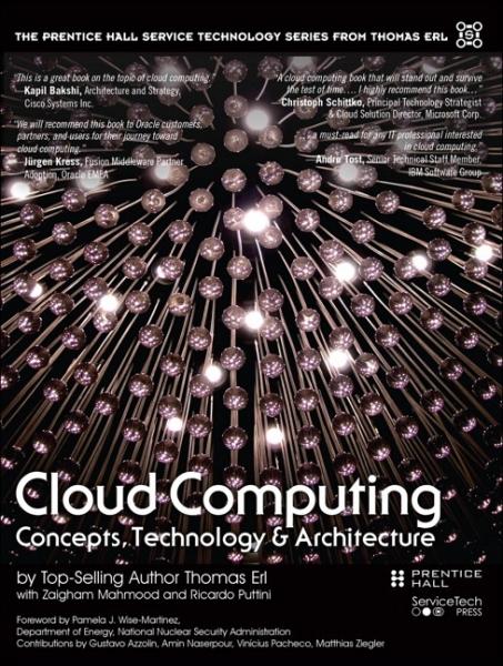 Cloud Computing Ricardo Puttini, Thomas Erl, Zaigham Mahmood