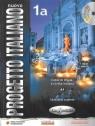 Nuovo Progetto Italiano 1A podręcznik + CD wersja wieloletnia Szkoły Marin T., Magnelli S.