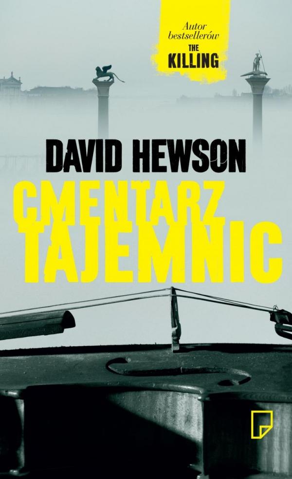 Cmentarz tajemnic (Uszkodzenia stron) Hewson David