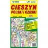 Plan miasta Cieszyn Wydawnictwo Piętka