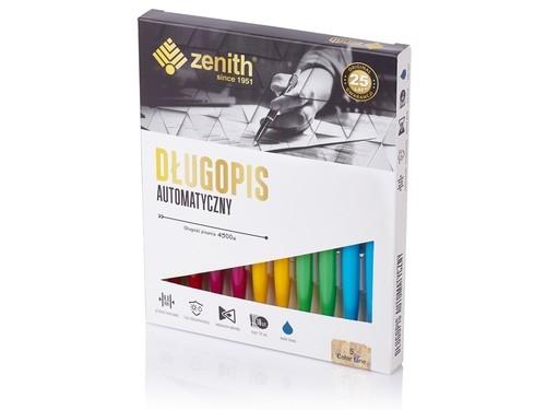 Długopis Zenith 5 10 sztuk