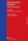 Socjologia prawa Zarys wykładu Pieniążek Antoni, Stefaniuk Małgorzata