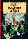Przygody Tintina Tom 14 Świątynia Słońca