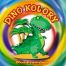 Dino kolory Kolorowanka