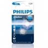 Bateria Philips LR44  A76 alkaliczne 1/bl.