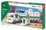 Klocki Blocki Raben Ciężarówka kontenerowa 343 elementów (KBR052)