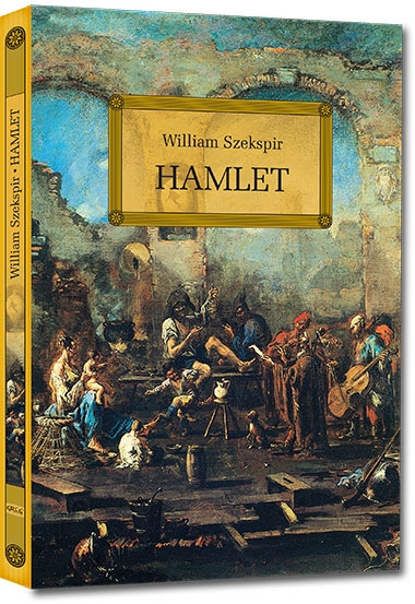 Znalezione obrazy dla zapytania William Szekspir : Hamlet greg