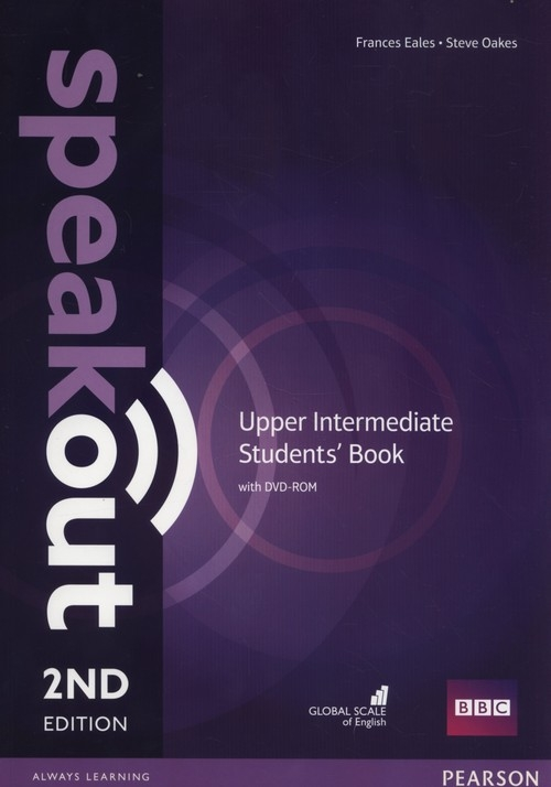Speakout Upper-Intermediate Student's Book +DVD Eales Frances, Oakes Steve