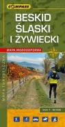 Beskid Śląski i Żywiecki mapa wodoodporna 1:50 000