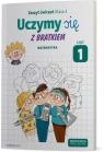 Uczymy się z Bratkiem 3 Matematyka ćw. cz.1 OPERON