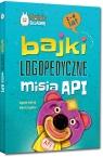 Bajki logopedyczne misia API(2-4 lat)