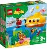 Lego Duplo: Przygoda w łodzi podwodnej (10910) Wiek: 2+