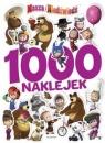 Masza i Niedźwiedź 1000 naklejek 2