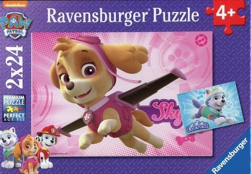 Puzzle 2 w 1 Psi Patrol (091522)