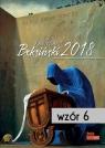 Kalendarz 2018 z reprodukcjami prac Beksińskiego wzór6Wzór nr 6