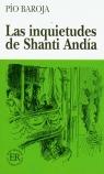 Las inquietudes de Shanti Andia Poziom B Baroja Pio