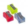 Temperówka kostka, fluorescencyjna (100-1FT KUM) mix kolorów
