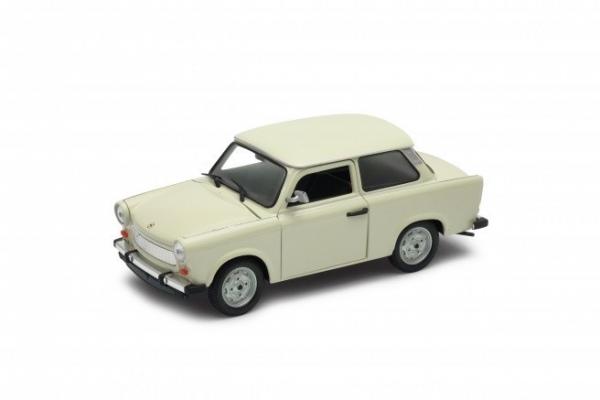 Model kolekcjonerski Trabant 601, kremowy (24037-2)