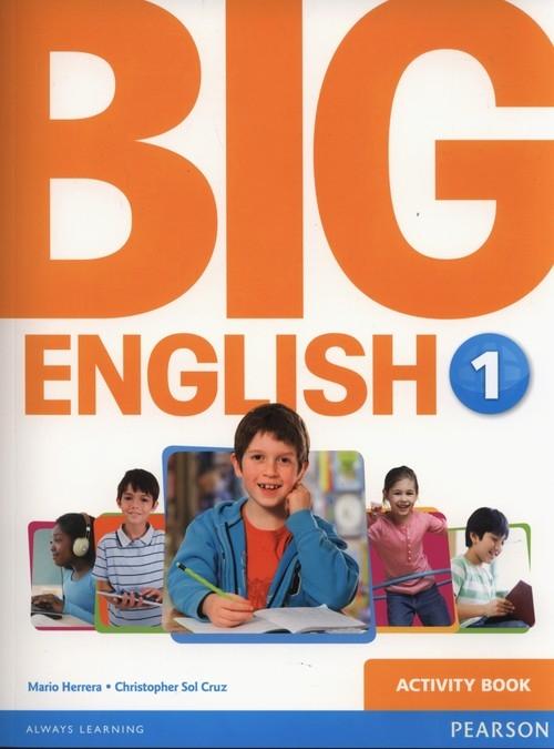 Big English 1 Activity Book Herrera Mario, Sol Cruz Christopher