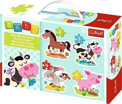 Baby Puzzle Na wsi (36052)