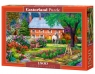 Puzzle 1500 The Sweet Garden (C-151523)