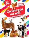 Zwierzęta na wsi Zeszyt z naklejkami