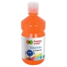 Farba tempera 500 ml - pomarańczowa (208439)