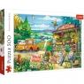 Puzzle 500: Poranek na wsi (37352)
