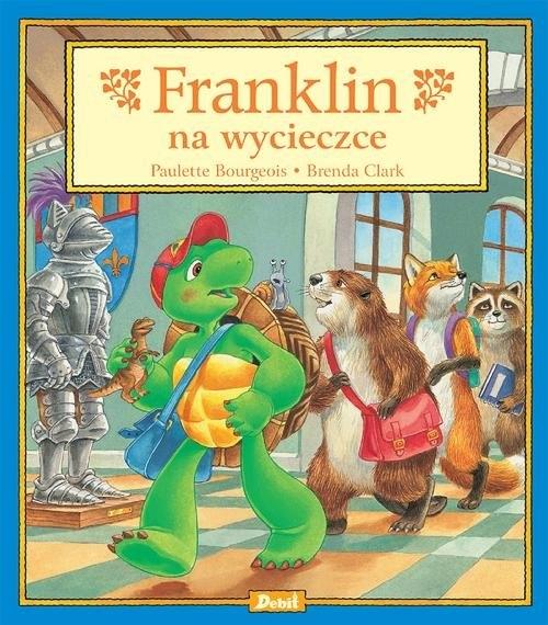 Franklin na wycieczce Bourgeois Paulette