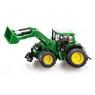 SIKU Traktor JDeere z Przednią Ładowarką (3652)